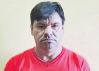 Alleged Red Command leader in Paraguay