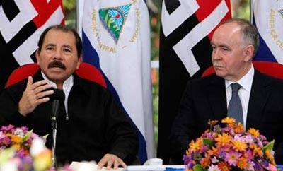 an analysis of us involvement in nicaragua Chronology of nicaragua since 1945, including interventions by us and uk governments.