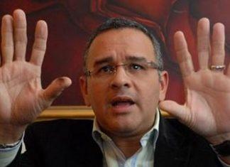 El Salvador's President Mauricio Funes