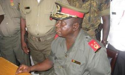 Head of Guinea Bissau's armed forces, Antonio Indjai