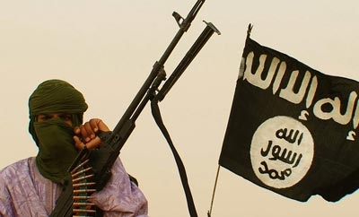 Al Qaeda in the Islamic Maghreb fighter