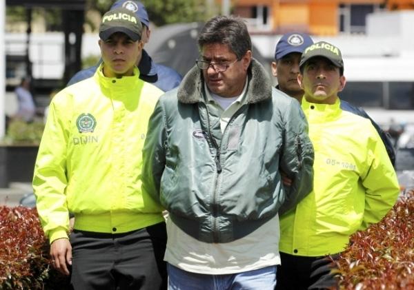 Italian mafia boss Domenico Trimboli