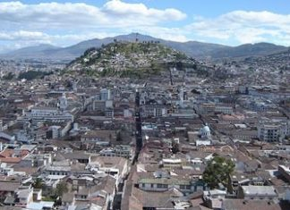 Microtrafficking is booming in Quito
