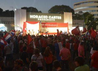 Horacio Cartes wins the Paraguayan presidency