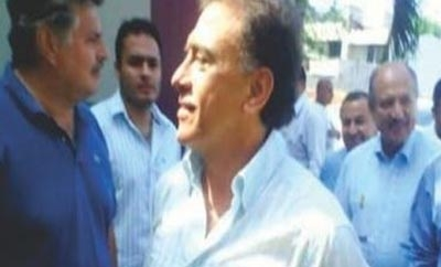 PAN politician Miguel Yunes