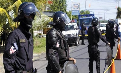 El Salvador's police are notoriously corrupt