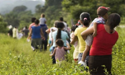 Internally displaced first need Mexico govt recognition