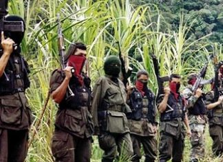 Colombia's National Liberation Army (ELN)