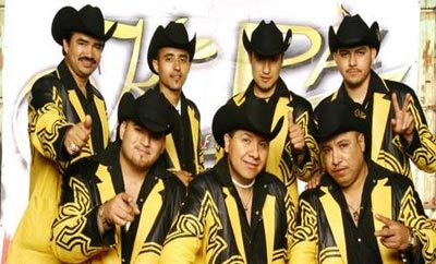 Narcocorrido band K-Paz de la Sierra