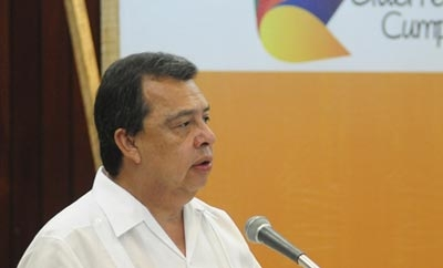 Guerrero Governor Angel Aguirre Rivero