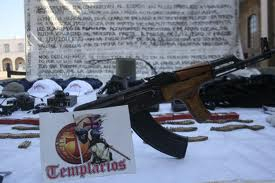Knights Templar are looking to consolidate control in Michoacan