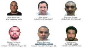 MS-13 leaders sanctioned by US Treasury