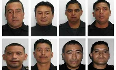 Eight police officers murdered in Guatemala