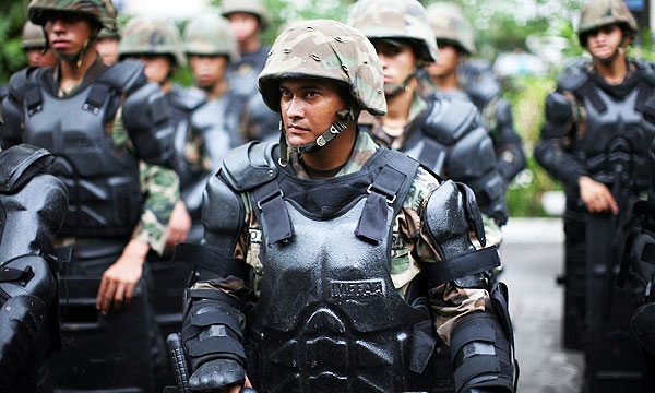 Honduras has turned to its army to fight crime.