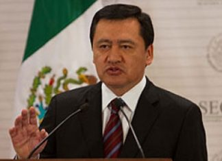 Interior Minister Miguel Angel Osorio Chong