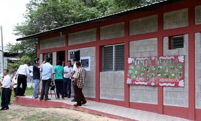 Project Victoria's new clinic in San Pedro Sula
