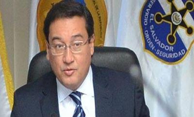 El Salvador Attorney General Luis Martinez