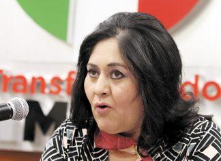 Oaxaca candidate Rosalia Palma's husband and aide were killed.