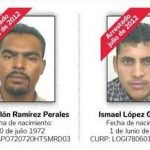 Alleged Zetas Jose Ramirez and Ismael Lopez