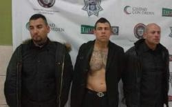 Three deportees accused of murder in Tijuana