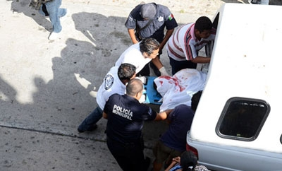 May 2013 homicide in Guerrero