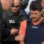 Francisco Javier Arellano Felix on his arrest in 2006