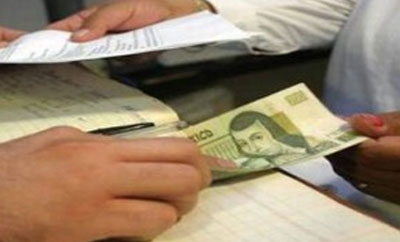 33 percent of Mexicans report bribing officials