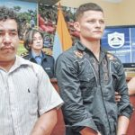 Suspects in the triple homicide in Nicaragua's RAAN