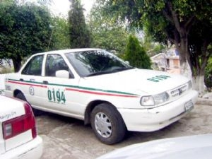 Over 150 'narcotaxis' are believed to operate in Chilpancingo