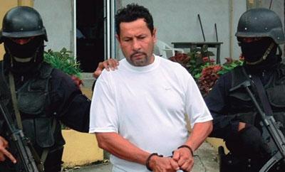 Colombian trafficker Jose Nelson Urrego