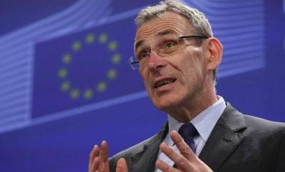 European Commissioner for Development Andris Piebalgs