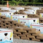 Over four tons of cocaine found in Guayaquil, Ecuador.
