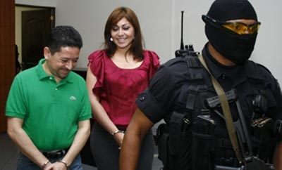 Captured Perrones trafficker Reynerio Flores