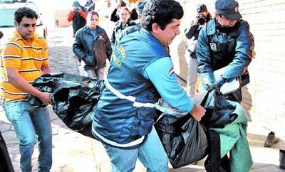 Weekend attacks in Paraguay left 5 dead