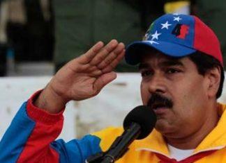 Venezeula President Nicola Maduro