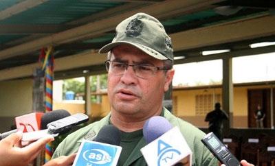 Venezuelan anti-drug head Alejandro Keleris