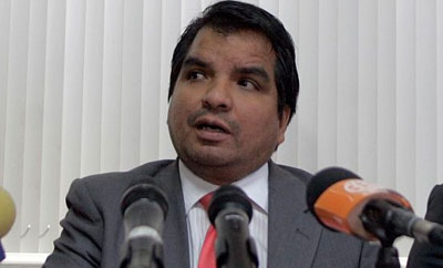 Peruvian anti-corruption prosecutor Julio Arbizu