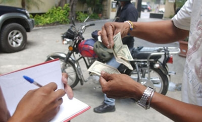 Loan sharks charge high interest rates to clients