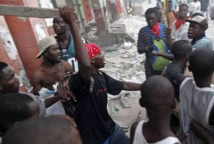 Many of Haiti's gangs have a political agenda