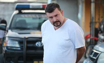 Salvador Ramirez Soto, alleged leader of car theft ring