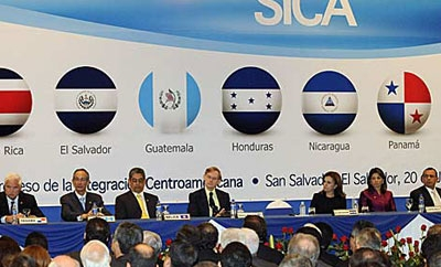 Members of the Central American Integrated System.