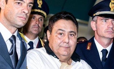 Italian cocaine broker Roberto Pannunzi