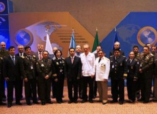 Ameripol representatives from across the region