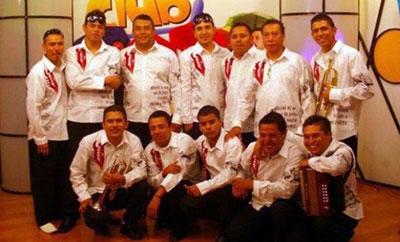 Vallenato group Kombo Kolombia
