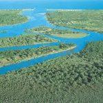 Laguna de Tamiahua, in Veracruz