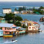The Honduras island of Roatan