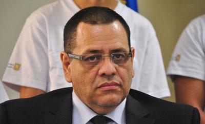Former government official Douglas Moreno