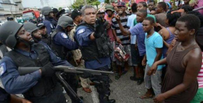 Police in Trinidad and Tobago