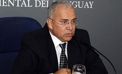 Uruguay's National Police Director Julio Guarteche