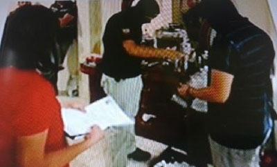 Ecuadorean police raid Los Choneros